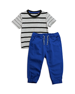 Sovereign Code Boys Narrow  Berman Tee  Jogger Pants Set  Baby