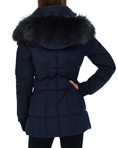 SAM. - Fur Cruiser Down Coat