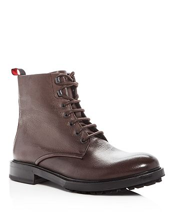 BOSS - Men's Defend Buffalo Leather Boots