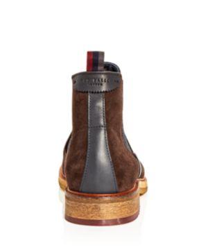 Ted Baker Men's Bronzo Suede Chelsea Boots