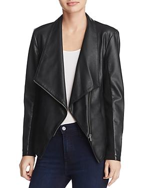 Bb Dakota Gabrielle Faux Leather Moto Jacket