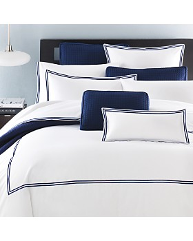 "Hudson Park Collection - ""Italian Percale"" Decorative Pillow, 10"" x 20"" - 100% Exclusive"