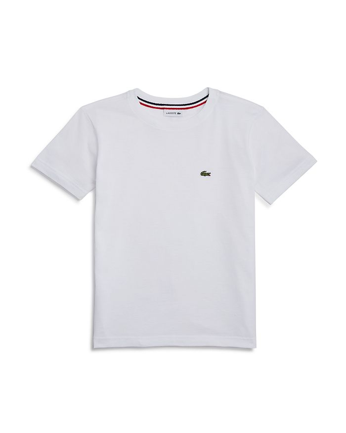 Lacoste - Boys' Crewneck Tee - Little Kid, Big Kid
