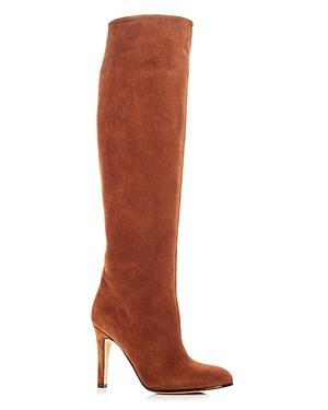 Alexa Wagner Women's Nelli Suede High Heel Boots