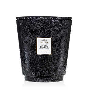 Voluspa Moso Bamboo Hearth Candle