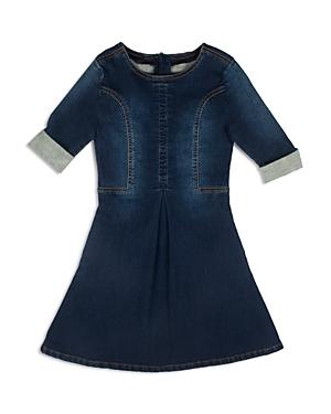 Hudson Girls' Denim Dress - Big Kid