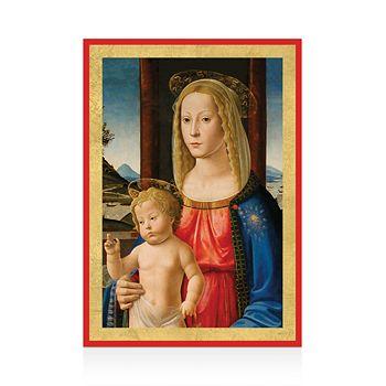 Caspari - Madonna and Child Christmas Cards, Box of 16
