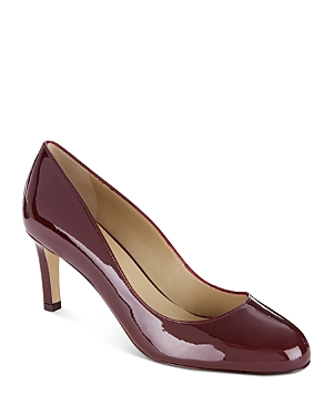 Hobbs London Women's Sophia Patent Leather Court Pumps