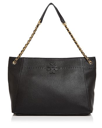 76a47c981 Tory Burch McGraw Chain Shoulder Slouchy Tote | Bloomingdale's