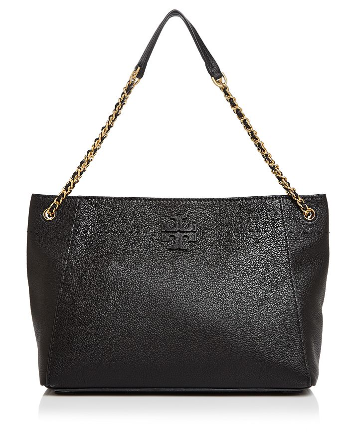 e13bcdc6468 Tory Burch - McGraw Chain Shoulder Slouchy Tote