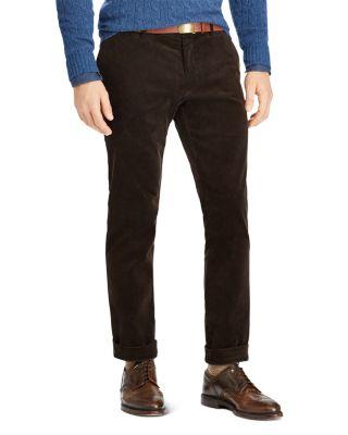 Slim Fit Corduroy Pants cpZyQb4d