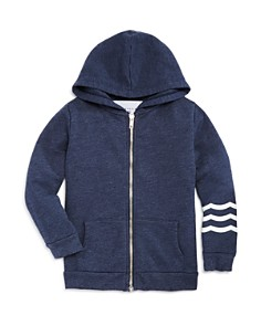 SOL ANGELES - Boys' Waves Zip Hoodie - Little Kid, Big Kid