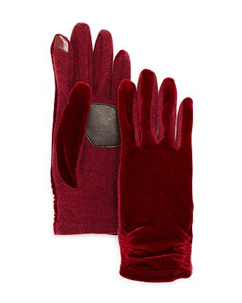 Echo - Classic Velvet Tech Gloves