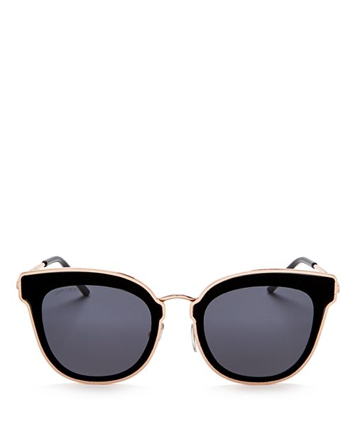 Jimmy Choo - Women's Nile Square Sunglasses, 63mm
