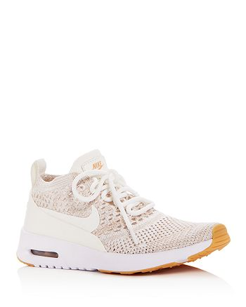099770a567 Nike Women's Air Max Thea Ultra FlyKnit Lace Up Sneakers ...