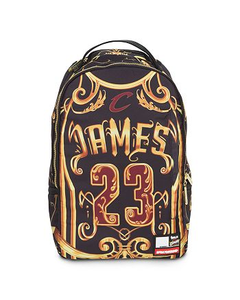 0f909af43e0 Sprayground Boys  NBA LeBron James Baroque Backpack   Bloomingdale s