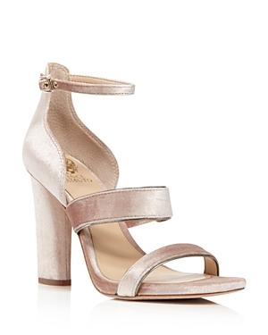 Vince Camuto Women's Velvet Robeka High Heel Sandals
