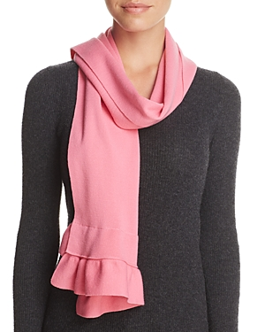 kate spade new york Ruffled Scarf