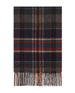 The Men's Store at Bloomingdale's Multi Plaid Scarf
