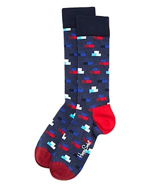Happy Socks Color Block Socks