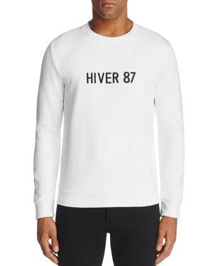A.p.c. Hiver 87 Crewneck Sweatshirt