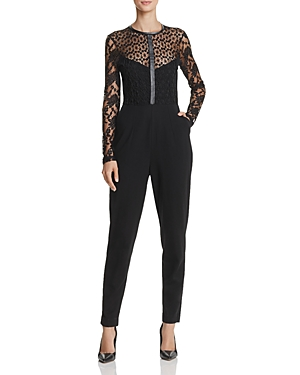 French Connection Hannah Beau Lace Jumpsuit