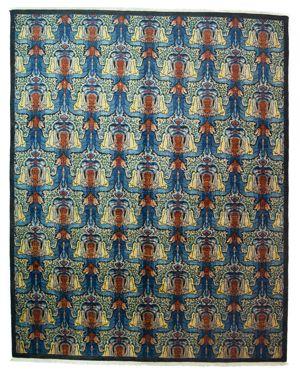 Solo Rugs Suzani Area Rug, 10'2 x 8'1