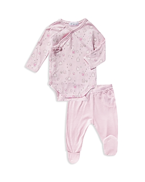 Angel Dear Girls Penguin Bodysuit  Footie Pants Set  Baby