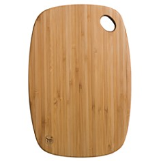 Totally Bamboo - Small Bamboo Greenlite Utility Cutting Board by Totally Bamboo
