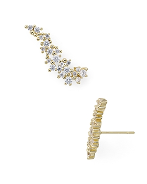 Kendra Scott Petunia Climber Earrings-Jewelry & Accessories