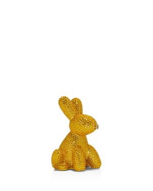 MADE BY HUMANS Made By Humans Glam Balloon Bunny Money Bank in Gold