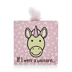 Jellycat - If I Were a Unicorn Book - Ages 12 Months+