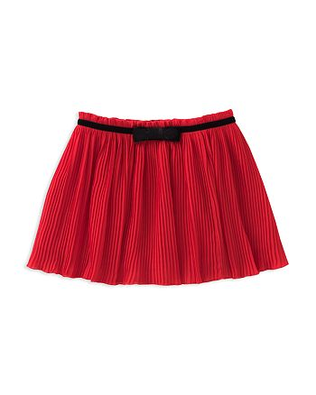 kate spade new york - Girls' Pleated Chiffon Skirt - Big Kid