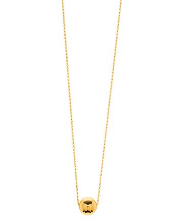 "Gorjana - Newport Adjustable Necklace, 7.5"""
