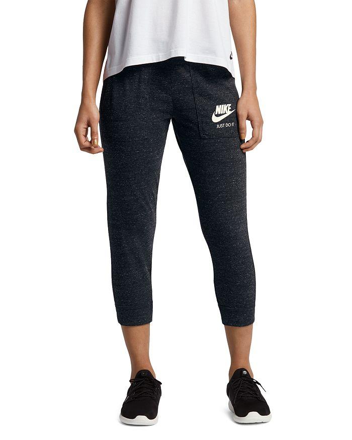 42cf8091e Nike Gym Vintage Cropped Jogger Pants | Bloomingdale's
