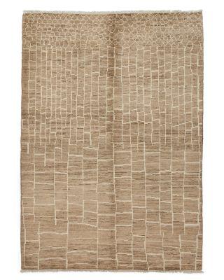 "Moroccan Area Rug, 9' x 6'6"""