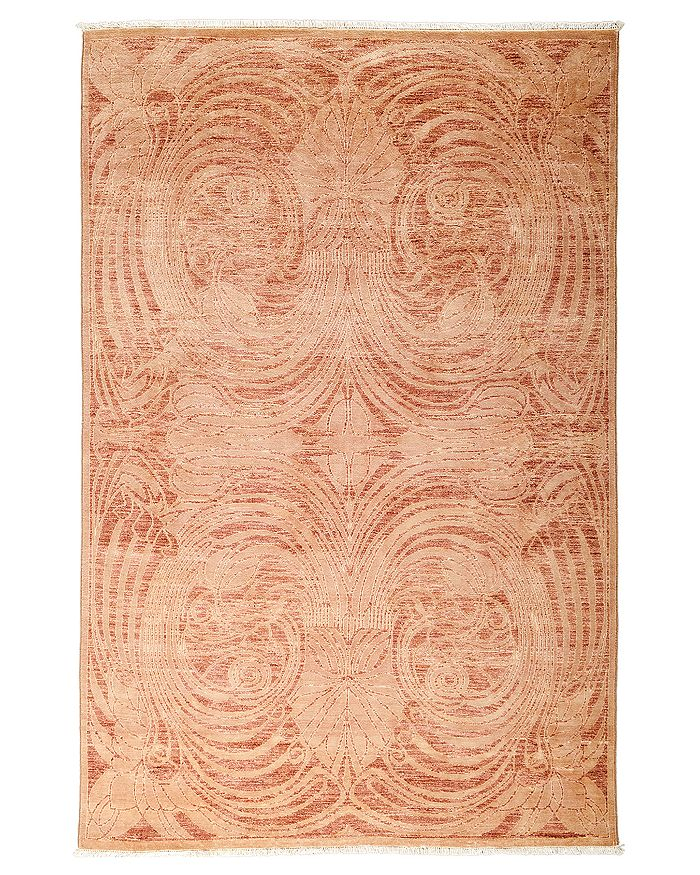 "Solo Rugs - Shalimar Area Rug, 9'2"" x 6'"