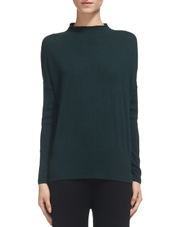 $Whistles Peplum-Hem Sweater - Bloomingdale's