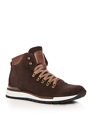 Kenneth Cole Men's Suede Hiking Boots