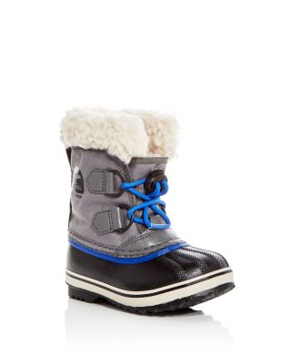 Sorel Yoot Pac Nylon Cold Weather Boot Toddler//Little Kid//Big Kid