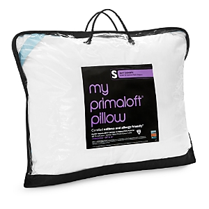 Bloomingdale's My Primaloft Asthma & Allergy Friendly Soft Down Alternative Pillow, Standard - 100% Exclusive