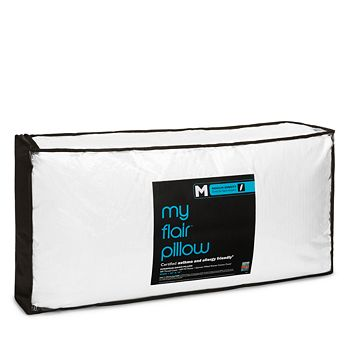 Bloomingdale's - My Flair Asthma & Allergy Friendly Medium Pillow, King - 100% Exclusive
