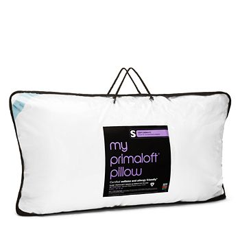 Bloomingdale's - My Primaloft Asthma & Allergy Friendly Soft Pillow, King - 100% Exclusive