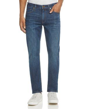 Paige Lennox Skinny Fit Jeans in Ridge Blue