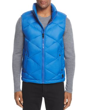 Hugo Boss Opeyton Lightweight Tech Quilted Vest