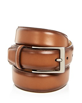 The Men's Store at Bloomingdale's - Men's Leather Belt - 100% Exclusive