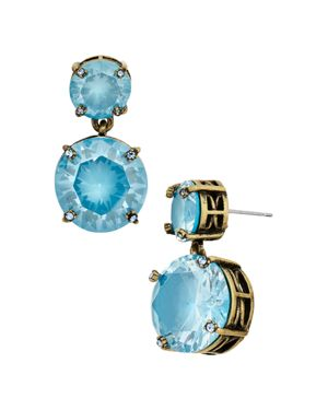 Baublebar Petite Glass Drop Earrings