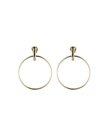 Ralph Lauren - Door Knocker Clip-On Earrings