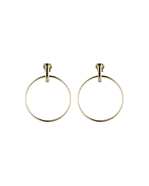 Lauren Ralph Lauren Door Knocker Clip-On Earrings