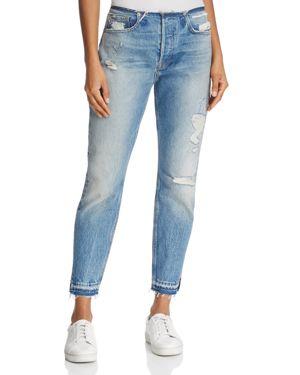 Frame Rigid Re-Release Le Original Skinny Jeans in Horne